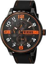 Versus By Versace Men's SBA090015 Globe Analog Display Quartz Watch