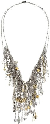 Vera Wang Charm Necklace