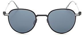 Montblanc Men's Round Sunglasses, 48mm