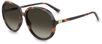 Givenchy 61MM Oversized Round Sunglasses
