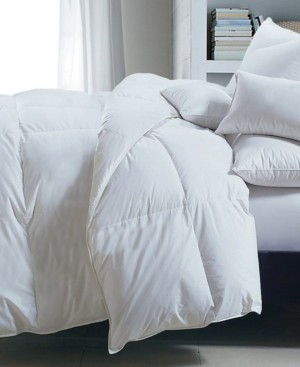 Blue Ridge 233 Thread Count Cotton Twill Down Alternative Twin Comforter