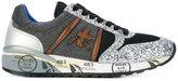 Premiata glitter lace-up sneakers