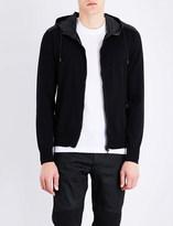 Belstaff Hooded wool jacket