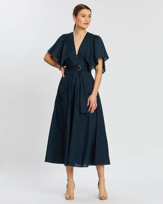 Ginger & Smart Everlasting Dress with Sleeves