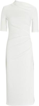 Acler Parfield Knit Midi Dress