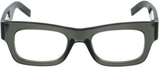Marni Eyewear Square Frame Glasses