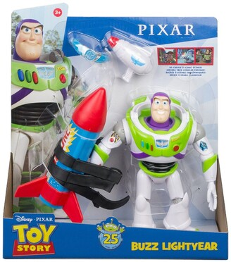 Mattel Disney(R) Pixar(R) Toy Story 25th Anniversary Buzz Lightyear