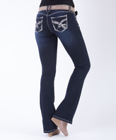 Amethyst Jeans Rose Dark Wash Bootcut Jeans