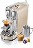 Breville BNE600RCH Creatista Capsule Machine - Royal Champagne