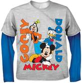 Freeze Mickey Mouse Twofer Tee (Toddler Boys)