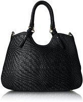 Cole Haan Genevieve Triangle Weave Tote