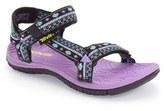 Teva Girl's 'Hurricane 3' Water Repellent Sport Sandal