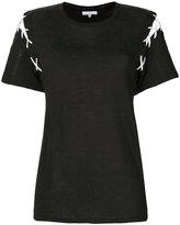 IRO T-shirt with stitching