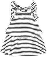 Chloé Stripped Cotton Jersey Dress