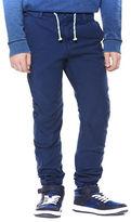 Dex Cotton-Blend Jogging Pants