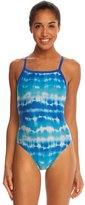 Speedo Water Supply Flyback One Piece Swimsuit 8138474