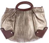Marni Metallic Balloon Bag