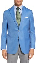 David Donahue Aiden Classic Fit Wool Blazer