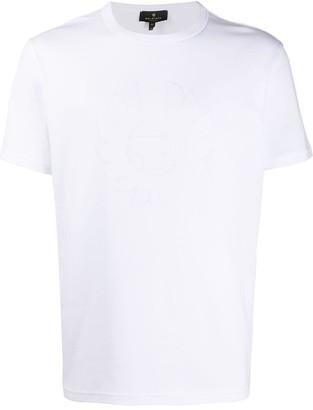 Belstaff tonal logo stamp T-shirt