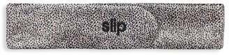 Slip Glam Leopard Silk Headband