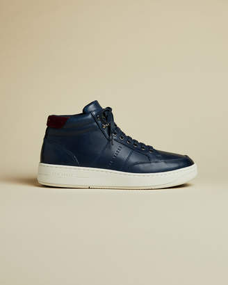 Ted Baker MALANTO Leather sneaker boots