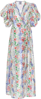 Thierry Colson Marieke Printed Floral Wrap Dress