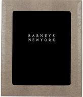 "Barneys New York Studio Lizard-Stamped 8"" x 10"" Picture Frame"