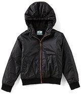 Class Club Big Boys 8-20 Sherpa Lined Hooded Jacket