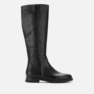 Camper Women's Iman Leather Knee High Boots - Black