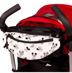 J L Childress Disney Baby Stroller Organizer with Hip Pack