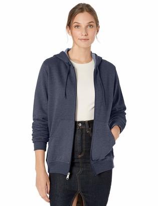 Dickies Women's Front Zip Hoodie Sweatshirt