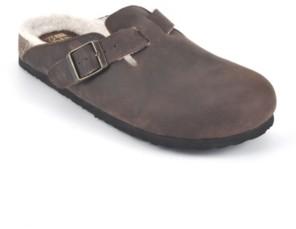 White Mountain Bari Women's Footbed Mules Women's Shoes
