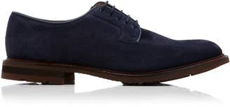 Church's Bestone Suede Derby Shoes