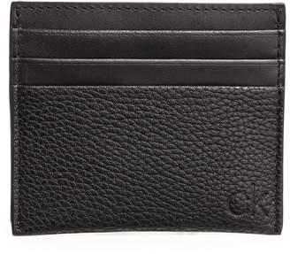 Calvin Klein RFID Leather Case