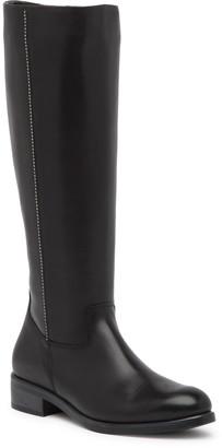 Italian Shoemakers Amelia Knee-High Studded Leather Boot