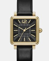 Marc Jacobs Vic Black Analogue Watch