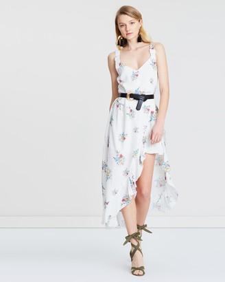Steele Bellflower Slip Dress