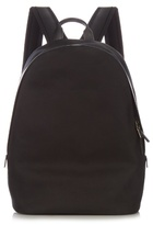 Paul Smith Shoes & Accessories Leather-trimmed Canvas Backpack