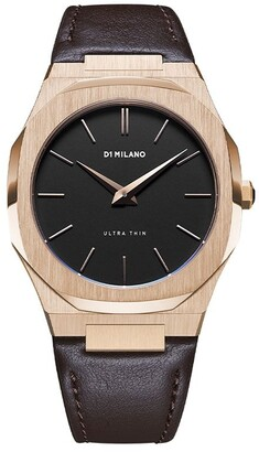 D1 Milano Moka Ultra Thin 40mm watch