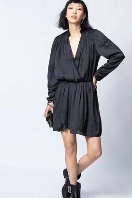 Zadig & Voltaire Reveal Satin Dress