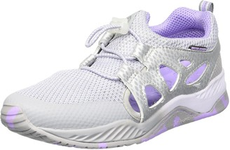 Jambu Baby Girl's and Boy's Anthozoa Knitted Cut-Out Athletic Sneaker