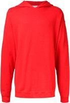 Marka oversized hoodie - men - Cotton - 2