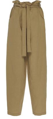 Áeron Sadie High-Rise Paperbag Pants