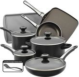 Farberware 12-pc. Nonstick High-Performance Aluminum Cookware Set