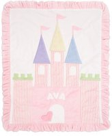 Boogie Baby Fairy Tale Castle Blanket, Personalized
