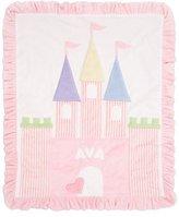 Boogie Baby Fairy Tale Castle Blanket, Personalized