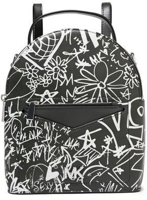 MICHAEL Michael Kors Jessa Printed Leather Backpack