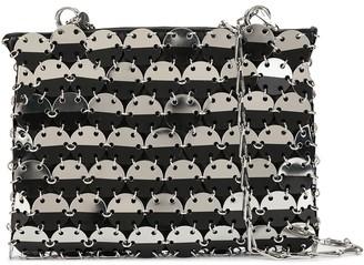 Paco Rabanne Circular Chain Mail Shoulder Bag