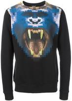Marcelo Burlon County of Milan 'Liullaillaco' sweatshirt