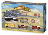 Bachmann Trains Yard Boss N Scale Ready To Run Electric Train Set